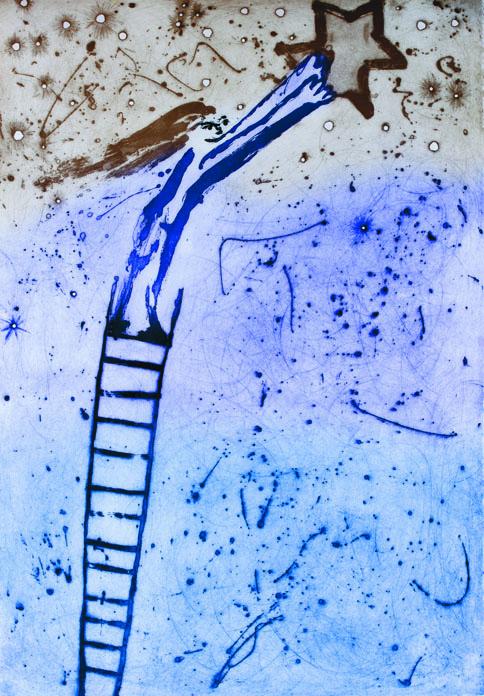 Finn din egen stjerne av kunstner Björg Thorhallsdottir
